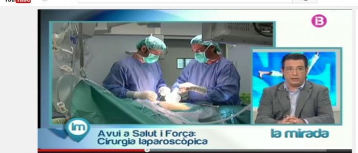 """Nuevo canal """"Cirugía Digestiva"""" en YouTube"""