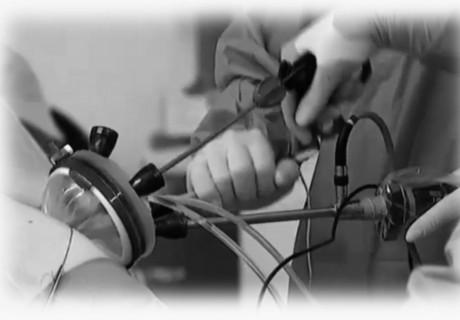 Tecnologia en quirófano